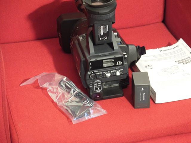 Panasonic HVX200 HDV