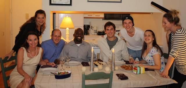 Dinner Table Cast